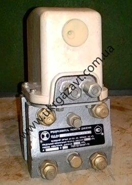 Преобразователь измерительный разности давления пневматический 13ДД11