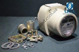 Счетчик газа роторный РЛ G4 Novator