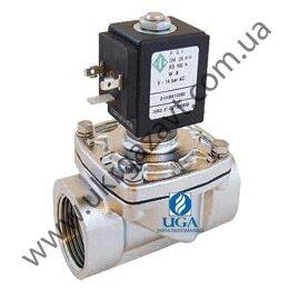 Клапан электромагнитный ODE 21IH3K1V150 комбинированного действия НЗ 3/8
