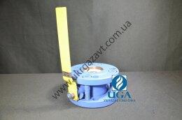 Кран шаровой газ d 50 Ру16