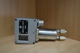 Датчик реле-разности давлений ДЕМ 202-1-02-1
