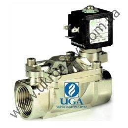 Клапан электромагнитный ODE 21X2KT120 непрямого действия НЗ 1/2