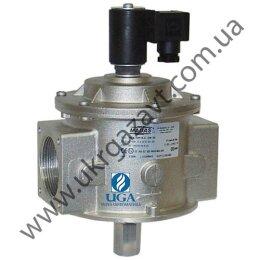 Клапан электромагнитный газовый Madas M16/RM N.A. НО Ду 32