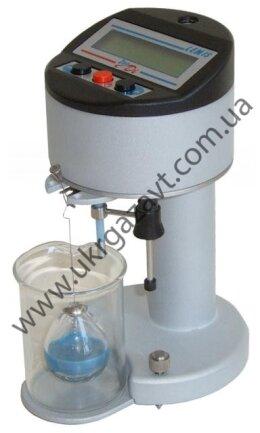Электронный лабораторный плотномер (цифровой ареометр) DenDi