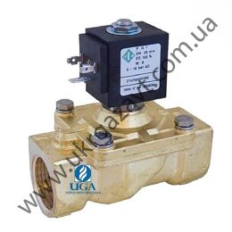 Клапан электромагнитный ODE 21HF8KOE400 комбинированного действия НЗ 1 1/2