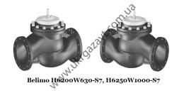 Седельный клапан Belimo H6200W630-S7, H6250W1000-S7