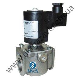Клапан электромагнитный газовый Madas EVP/NC НЗ Ду 20