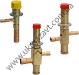 Перепускные клапаны горячего газа CVC, HLE