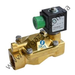 Клапан электромагнитный ODE 21W3ZB190 непрямого действия НО 3/4