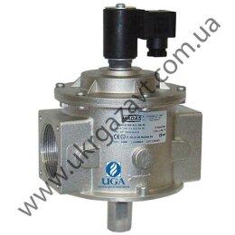 Клапан электромагнитный газовый Madas M16/RM N.A. НО Ду 50