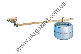 Поплавковый клапан для водяных резервуаров VR170