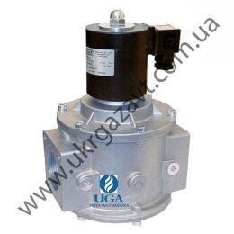 Клапан электромагнитный газовый Madas EVA/NA НО Ду 32