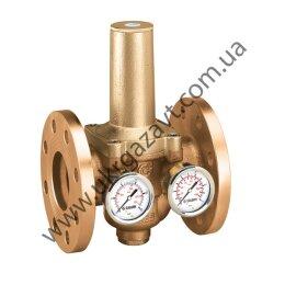 Клапан понижения давления, фланцевый, в стандартном корпусе D16