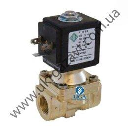 Клапан электромагнитный ODE 21H7KB120 непрямого действия НЗ 3/8