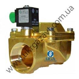 Клапан электромагнитный ODE 21W7ZE500 непрямого действия НО 2