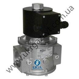 Клапан электромагнитный газовый Madas EV НЗ Ду 40