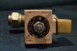ЛА 26336 ДУ15 вентиль аммиачный  запорный 15с832р с эл. магн. приводом ЭМ37