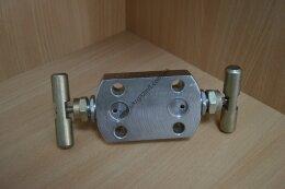 Клапанный вентильный блок к преобразователю давления Сапфир ДД 2420, 2440 и др.