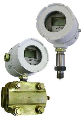 Микропроцессорные преобразователи давления САПФИР-22 МПС