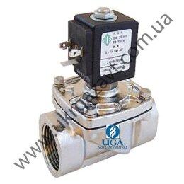 Клапан электромагнитный ODE 21IH7K1V350 комбинированного действия НЗ 1 1/4