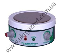 Мешалка магнитная ПЭ-6110 (120-1500 об/мин с подогревом)