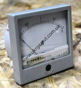 Амперметр М42100 Вибропрочный, ударопрочный