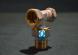 Кран радиаторный нижний угловой
