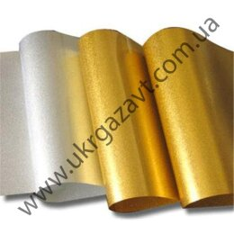 Цветная пленка  Avery 6054-Polyester Films золото серебро