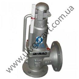 Клапан предохранительный 17с28нж стальной Ду 50