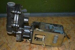 Клапан газовый электромагнитный КГ