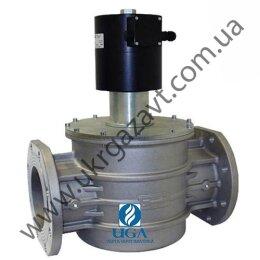 Клапан электромагнитный газовый Madas EV НЗ Ду 65