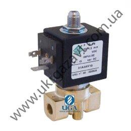 Клапан электромагнитный ODE 31A3AB10 прямого действия НЗ 1/8