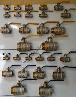 Краны шаровые газ  ТК  Газовые полнопроходные шаровые краны ТК серии GAS-TK