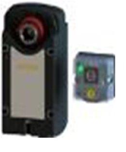 Электроприводы GRUNER для огнезадерживающих клапанов и клапанов дымоудаления