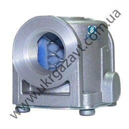 Фильтр газовый муфтовый компактный Madas FMC Pmax=2 bar Ду 25
