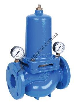Мембранный клапан понижения давления фланцевый D15S