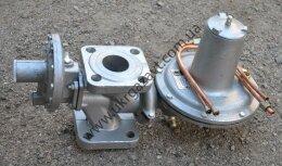 Регулятор давления газа комбинированный РДНК-50П/400