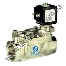 Клапан электромагнитный ODE 21X3KE190 непрямого действия НЗ 3/4