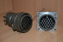 Разъем для дифманометра ДМ3583 или термометра ТКП