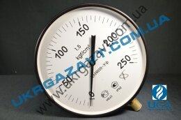 Котловой манометр ДМ8010-Уф 0