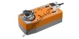 Привод BELIMO NF230А-S2 Откр/закр 230В ~, 2 вспомогательных переключателя