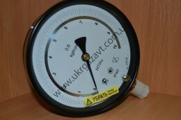 Манометры, вакуумметры и мановакуумметры точных измерений МТИф, ВТИф, МВТИф