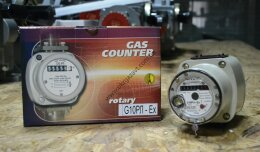 Счётчики газа роторные G2.5, G4, G6, G10 РЛ