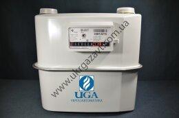 Счетчик газа мембранный ВК, ВК-Т elster G1,6; G2,5; G4; G6; G10; G16; G25