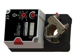 Электроприводы GRUNER для воздушных заслонок без пружинного возврата с технологией  MODBUS
