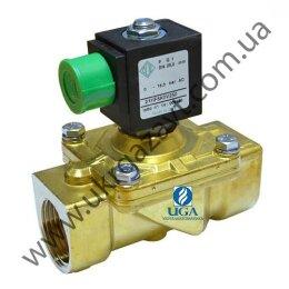 Клапан электромагнитный ODE 21HF6KOV250 комбинированного действия НЗ 1