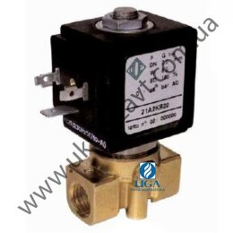 Клапан электромагнитный ODE 21A3KR15 прямого действия НЗ 1/8