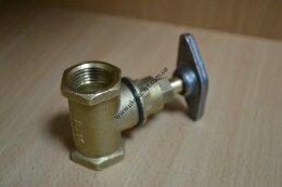 Вентиль бронзовый 15Б3р 1Б1р муфтовый латунный