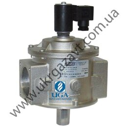 Клапан электромагнитный газовый Madas M16/RM N.C. НЗ Ду 50