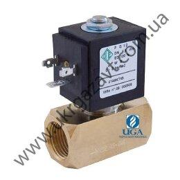 Клапан электромагнитный ODE 21A8KB45 прямого действия НЗ 1/2